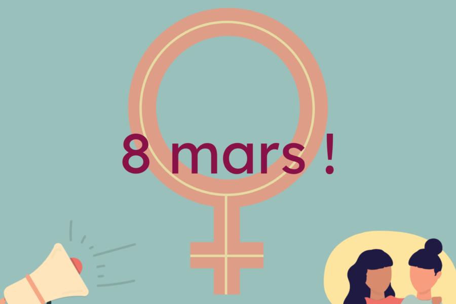 8 mars - femmes