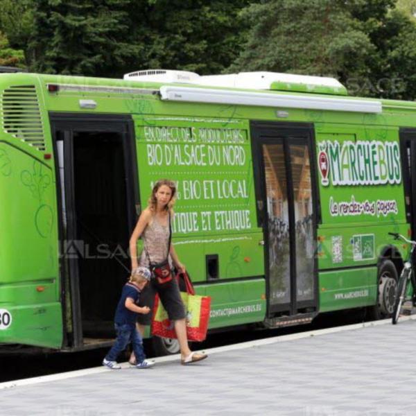 marché bus bio
