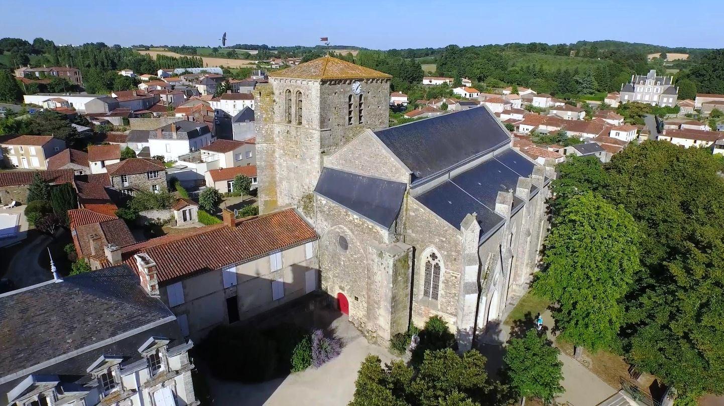 Commune nouvelle - mouilleron-saint-germain