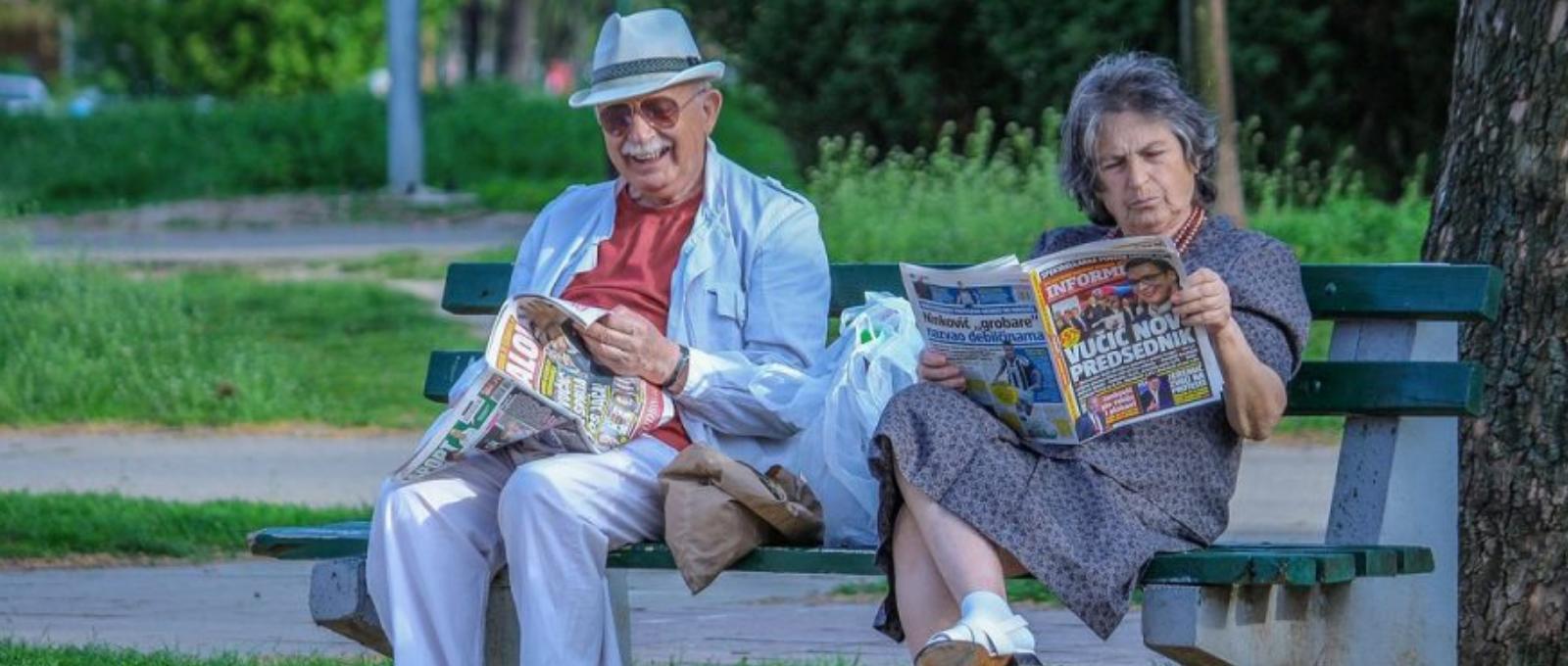 La population senior est de plus en plus nombreuse