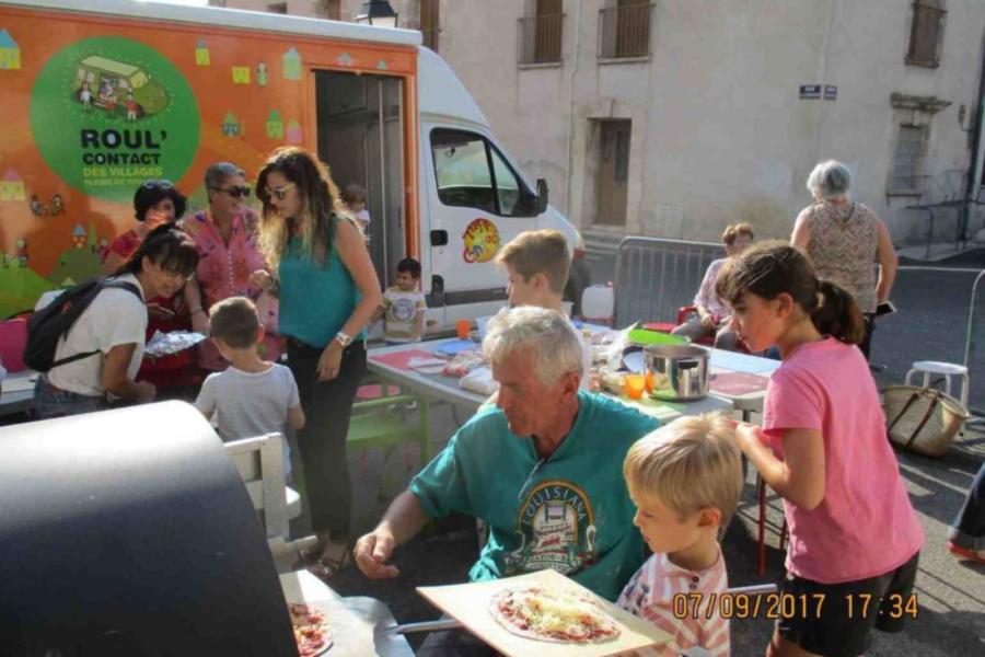 camion solidaire - lien social