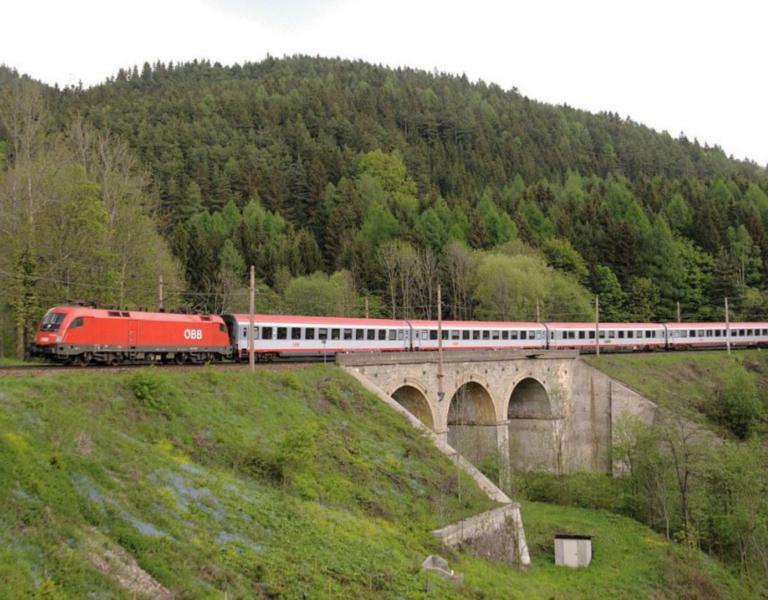 Train solaire