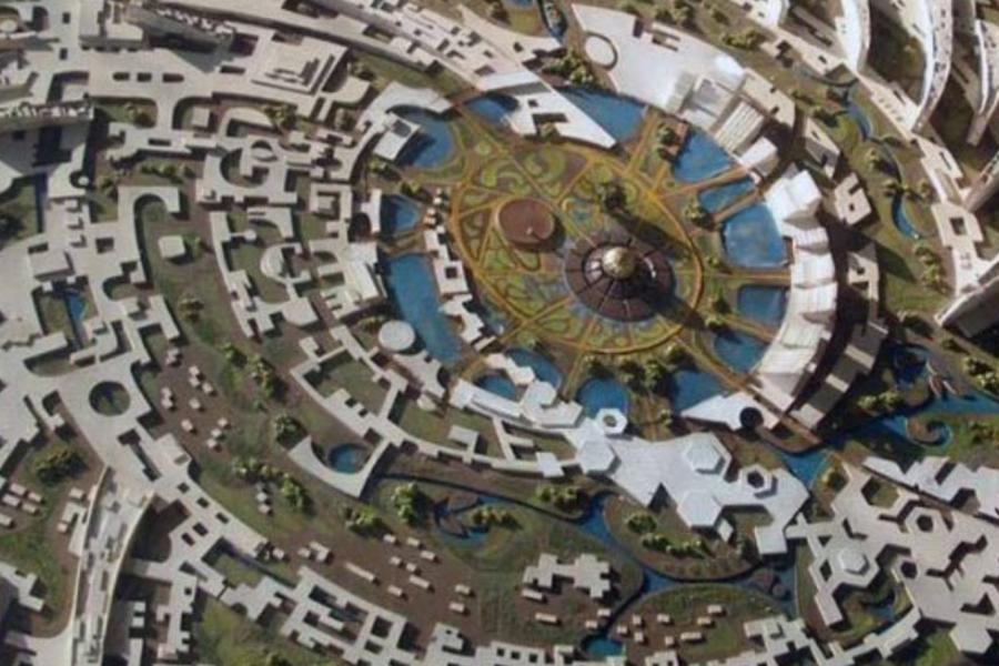 Auroville - Inde - ville alternative