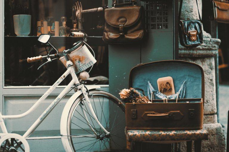 déplacer vélo