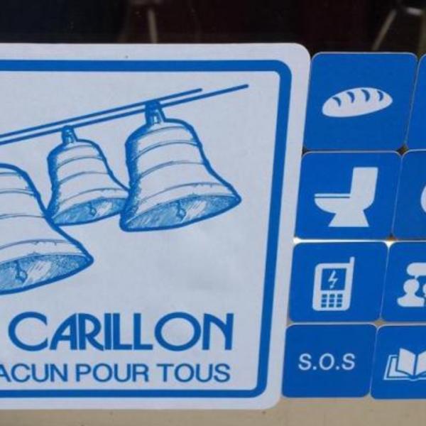 Carillon - solidarité - SDF commerçants