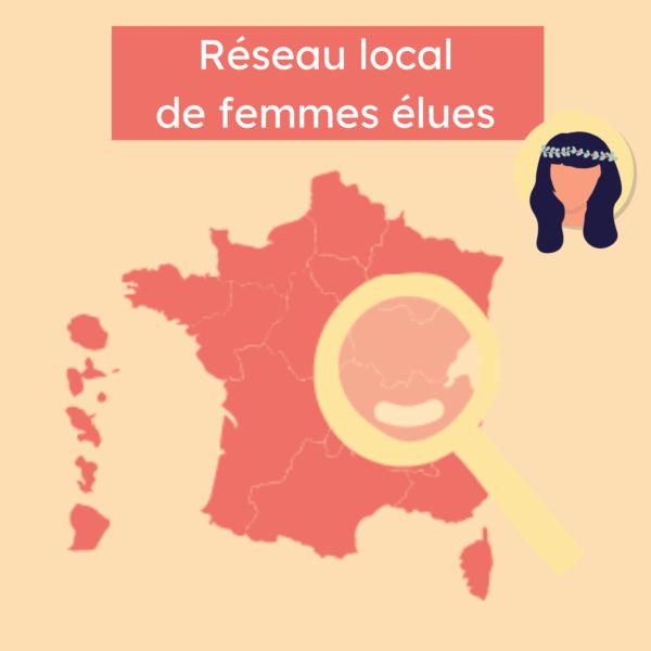 réseau local - égalité femme-homme