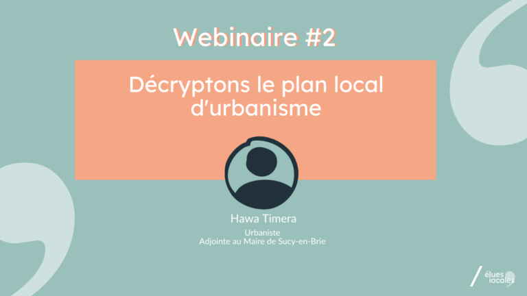 Décryptons le plan local d'urbanisme
